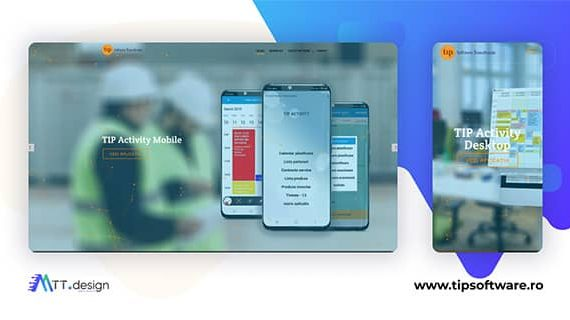 MTT.design Portofoliu - Tip Software Transilvania